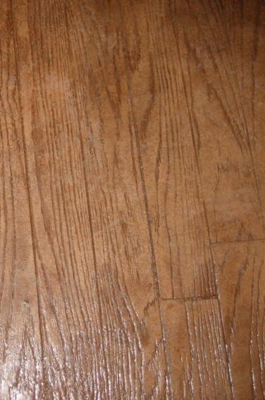 3 5 in hardwood decorative concrete stamp pacific for Hardwood floor concrete stamp